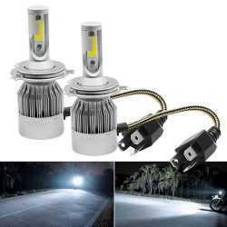 LED КРУШКИ C6 H1/H4/H7 11