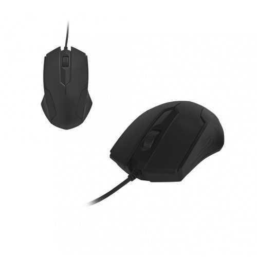 Оптична Мишка Art am-93, Черен 5
