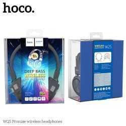 Безжични слушалки Hoco W25 с ANC технология, Тип Over-ear, Сгъваеми, Микрофон 16