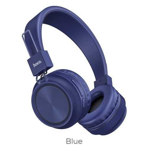 Безжични слушалки Hoco W25 с ANC технология, Тип Over-ear, Сгъваеми, Микрофон 4
