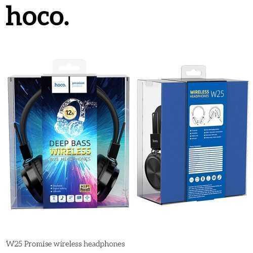 Безжични слушалки Hoco W25 с ANC технология, Тип Over-ear, Сгъваеми, Микрофон 13