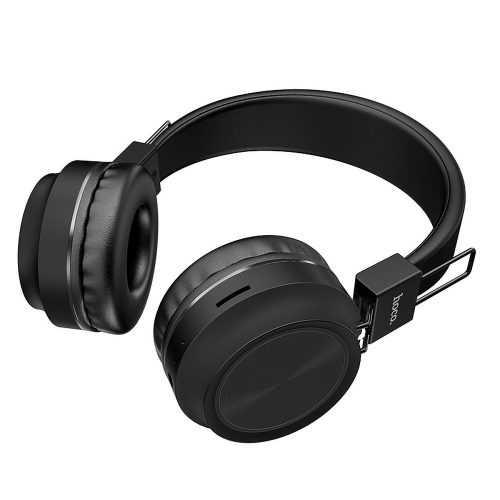 Безжични слушалки Hoco W25 с ANC технология, Тип Over-ear, Сгъваеми, Микрофон 7