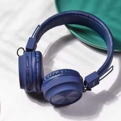 Безжични слушалки Hoco W25 с ANC технология, Тип Over-ear, Сгъваеми, Микрофон 21