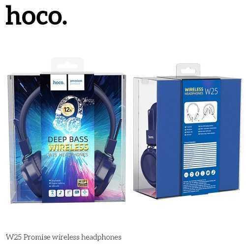 Безжични слушалки Hoco W25 с ANC технология, Тип Over-ear, Сгъваеми, Микрофон 9