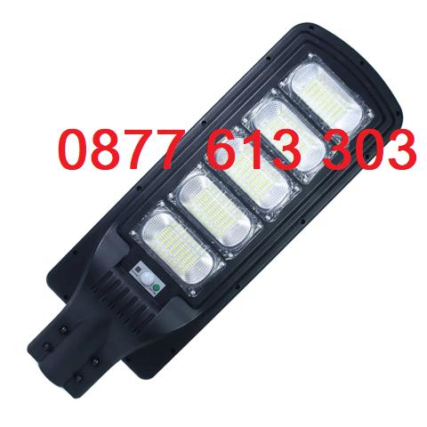 Соларна улична лампа 130/180/240/300/360 вата 4