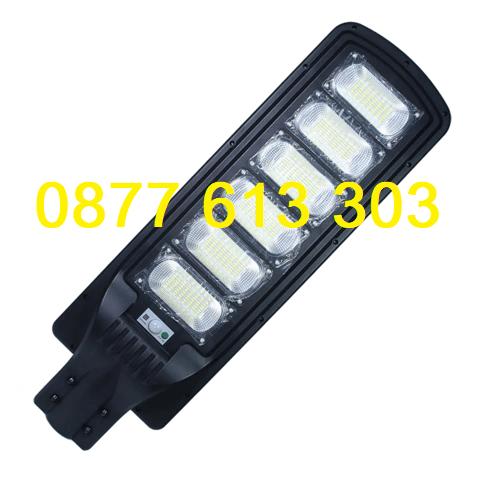 Соларна улична лампа 130/180/240/300/360 вата 5