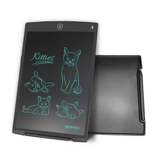 таблет за рисуване и писане с екран 12 инча E-notepad / lock key 4