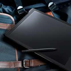 таблет за рисуване и писане с екран 12 инча E-notepad / lock key 15