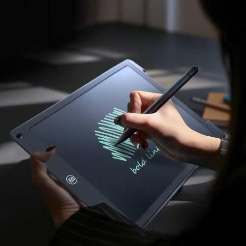 таблет за рисуване и писане с екран 12 инча E-notepad / lock key 3