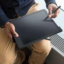 таблет за рисуване и писане с екран 12 инча E-notepad / lock key 12
