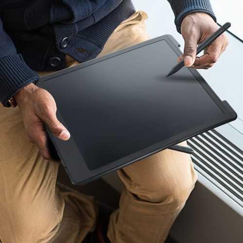 таблет за рисуване и писане с екран 12 инча E-notepad / lock key 6