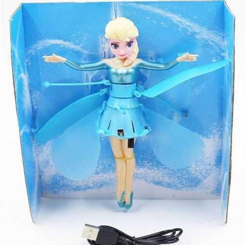 Летяща кукла Елза от Замръзналото Кралство 6