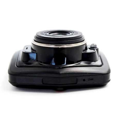 "Видeорегистратор Slim, записваща видеокамера за автомобил с LCD екран 2.4"", 1.3 мегапиксела,вграден микрофон 5"
