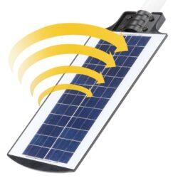 90W Улична соларна лампа 8