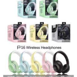 Bluetooth Безжични слушалки P16 9