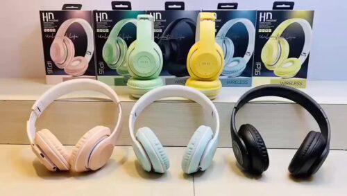Bluetooth Безжични слушалки P16 4