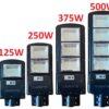 Соларна улична LED лампа COBRA 125/250/375/500W 2