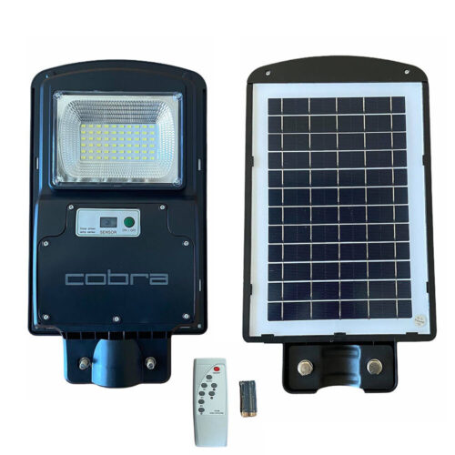 Соларна улична LED лампа COBRA 125/250/375/500W 4
