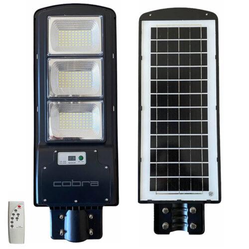 Соларна улична LED лампа COBRA 125/250/375/500W 6