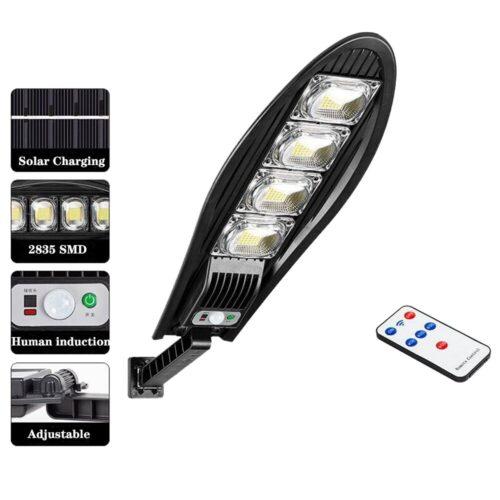 5 Броя LED Соларна улична лампа COBRA, 500W 4